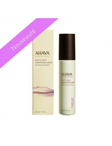 Ahava crème réconfortante time to treat 50 ml