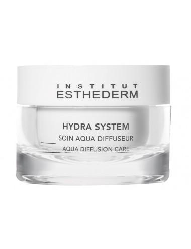 Esthederm hydra system soin aqua diffuseur 50ml