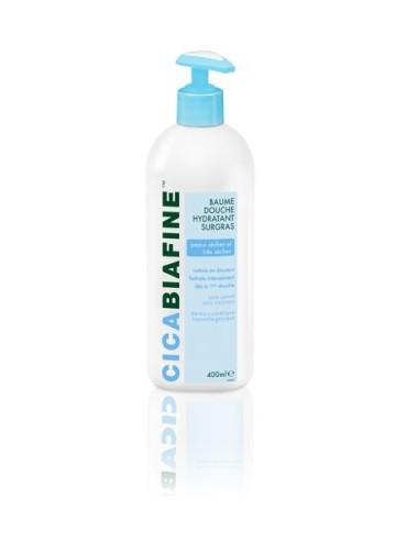 Cicabiafine baume de douche hydratant surgras 400ml