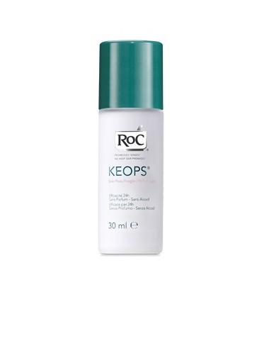 Roc keops déodorant bille peaux fragiles