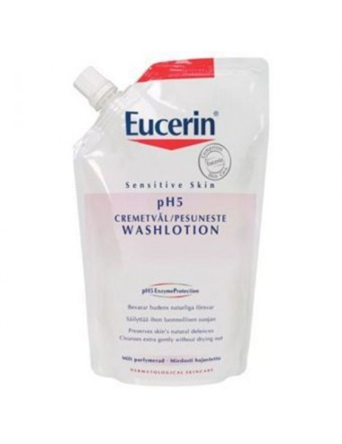 Eucerin PH5 gel lavant éco-recharge 400ml