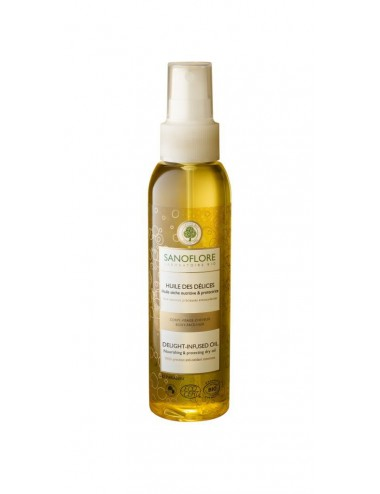 Sanoflore huile des délices