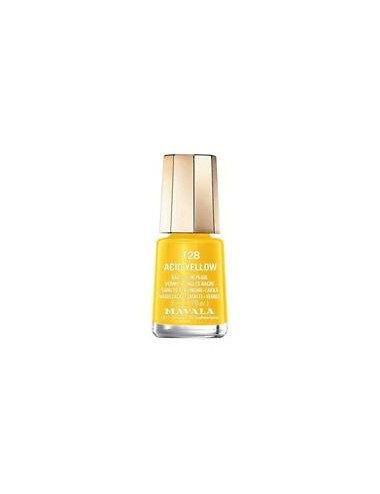 Mavala vernis 128 acid yellow