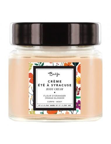 Baïja Crème Corps Été à Syracuse Fleur d'Oranger 212ml