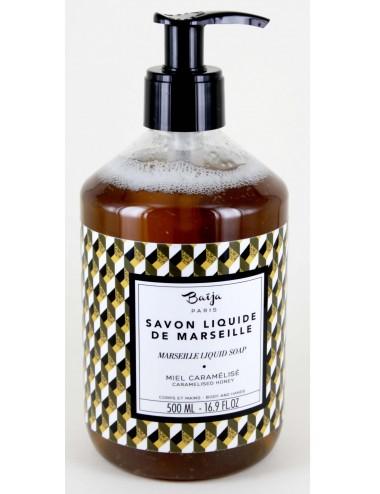 Baïja Savon liquide Festin Royal Miel Caramélisé 500ml