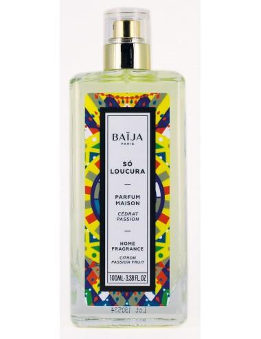 Baïja Parfum d'intérieur Só Loucura Cédrat Passion 100ml