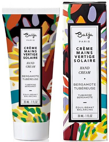 Baïja Crème Mains Vertige Solaire Bergamote Tubéreuse 30ml