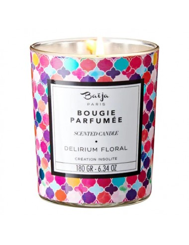 Baïja Bougie Delirium Floral 180g