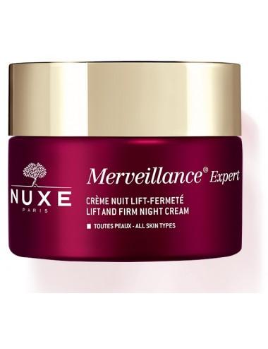 Nuxe Merveillance Expert Crème nuit lift-fermeté 50ml