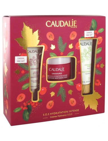 Caudalie Coffret Vinosource S.O.S Hydratation Intense