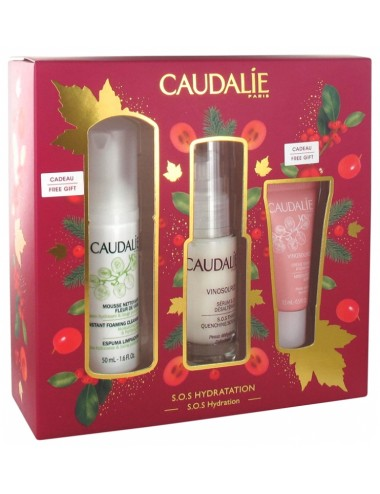 Caudalie Coffret Vinosource Sos Hydratation