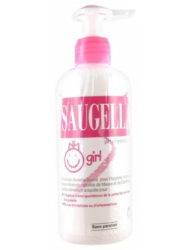 Saugella Girl 200 ml