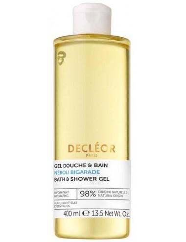 Decléor Gel Douche et Bain Néroli Bigarade Hydratant 400ml