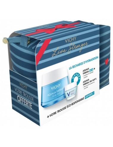 Vichy Trousse Aqualia Thermal La Recharge d'Hydratation Texture Riche