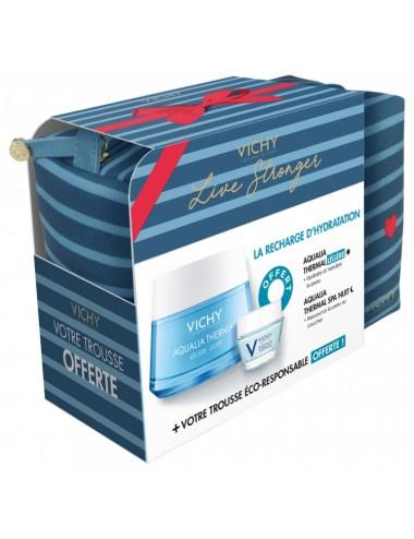 Vichy Trousse Aqualia Thermal La Recharge d'Hydratation Texture Légère