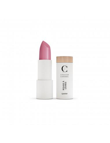Couleur Caramel Rouge À Lèvres Nacré N°203- Rose Sombre