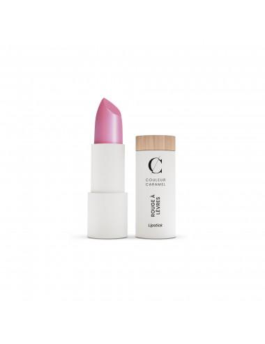 Couleur Caramel Rouge À Lèvres Métal N°206- Framboise
