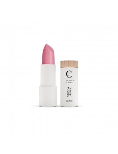 Couleur Caramel Rouge À Lèvres Satiné N°221- Rose Moyen