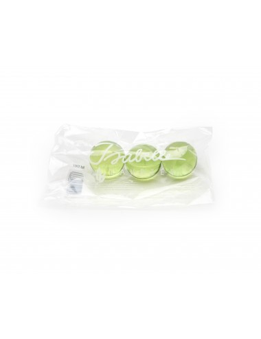 Perles D'Huile de Bain Vertes – Pomme - 3 X 3,5G