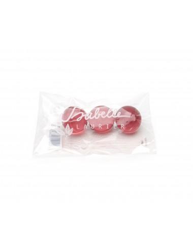 Perles D'Huile de Bain Roses – Fruit de La Passion - 3 X 3,5G