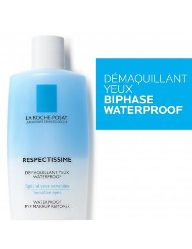 La Roche Posay Respectissime Démaquillant Yeux Waterproof