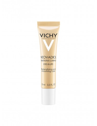 Vichy Neovadiol Soin densifieur lèvres et yeux 15 ml