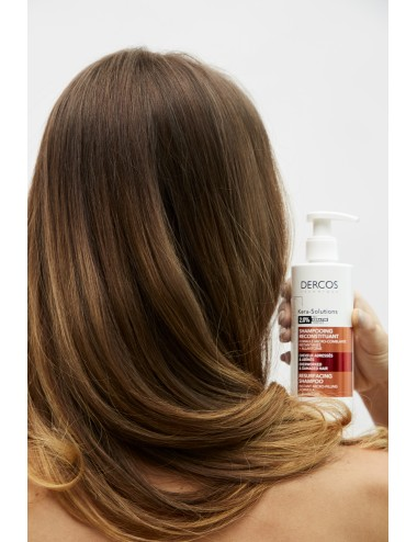 Vichy Dercos Technique Kera-Solutions Shampooing Reconstituant 250ml
