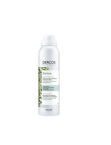 Vichy Dercos Technique Nutrients Shampooing Sec Detox