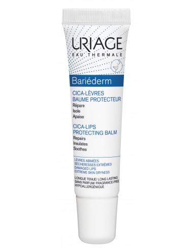 Uriage Bariéderm - Cica-Lèvres - Tube à embout biseauté 15ml