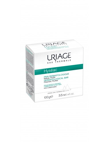 Uriage Hyséac - Pain Dermatologique - Pain 100g