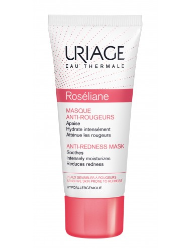 Uriage Roséliane - Masque Anti-Rougeurs  - Tube 40ml