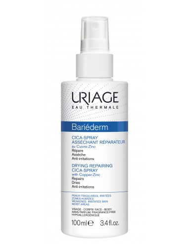 Uriage Bariéderm - Cica-Spray - 100ml