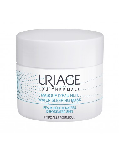 Uriage Eau Thermale - Masque d'Eau de Nuit - 50 ml