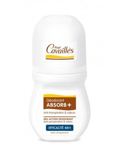 Rogé Cavaillès Déo Absorb+ Efficacite 48H Roll-On 50ml