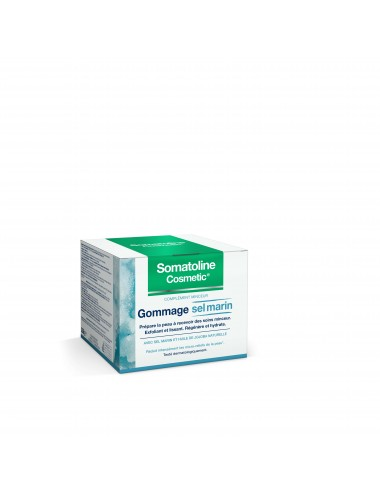 Somatoline Cosmetic Gommage Sel Marin 350Gr