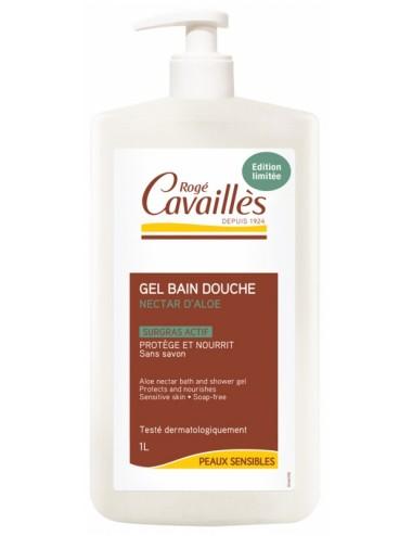 Rogé Cavaillès Bain Nectar D'Aloe 1L