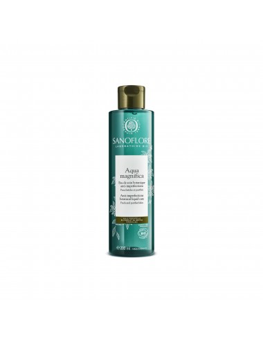 Sanoflore Aqua Magnifica Eau de soin purifiante anti-imperfections 200 ml