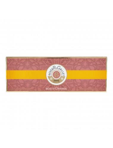 Roger&Gallet Bois d'Orange Coffret 3 Savons Parfumés