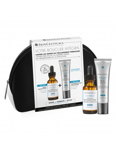 Skinceuticals Bouclier Intégral Jour CE FERULIC 30ml + ULTRA FACIAL DEFENSE 30ml
