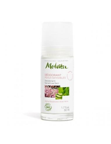 Melvita Déodorant Peaux Sensibles 50 ml