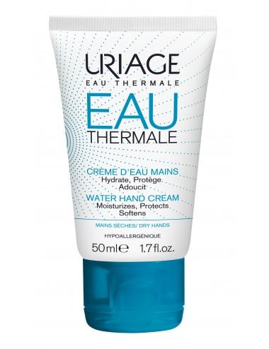 Uriage Eau Thermale - Crème d'Eau Mains - 50 ml