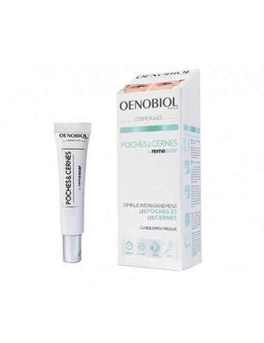 Oenobiol Poches et Cernes Crème Tube 8ml