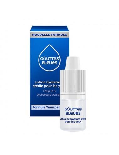 Gouttes Bleues Lotion Hydratante 10ml
