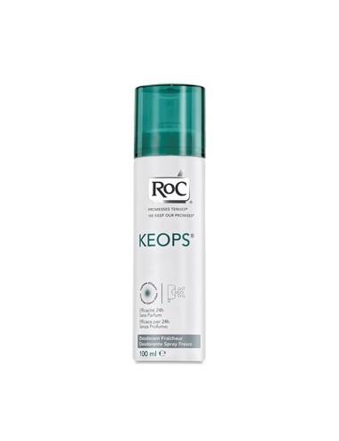 Roc keops déodorant fraicheur