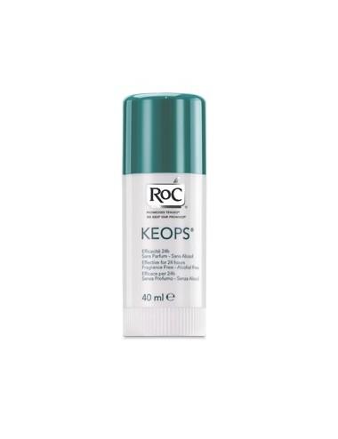 Roc keops déodorant stick