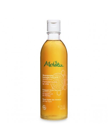 Melvita Shampooing Bio Lavages Fréquents 200 ml