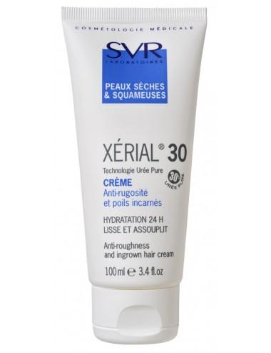 SVR xérial 30 crème corps anti-rugosités