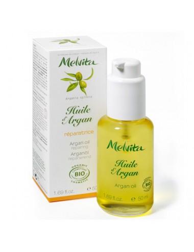 Melvita huile d'argan 50ml