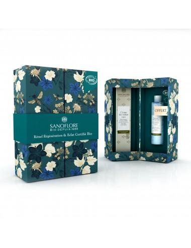 Sanoflore Coffret cadeau Crème des reines 40ml + mini Eau micellaire Aciana botanica 50ml offerte Sanoflore