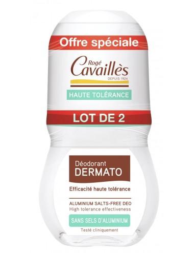 Rogé Cavaillès Déo Dermato 24H Roll-On 50ml x 2